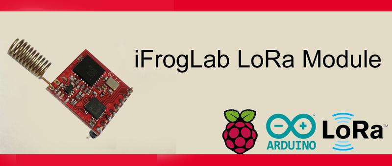 iFrogLab | LoRa IL-LORA1272