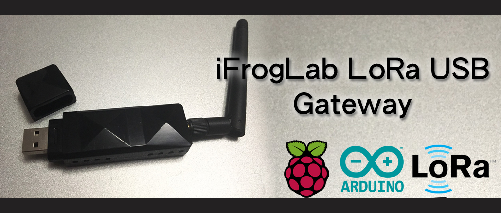 iFrogLab | LoRa USB dongle