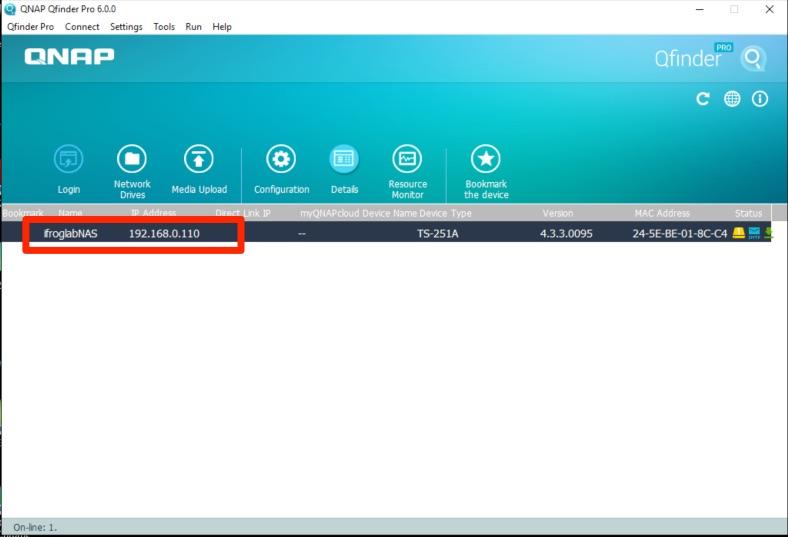 iFrogLab   01, iFrogLab LoRa Gateway execute at QNAP or iEi device