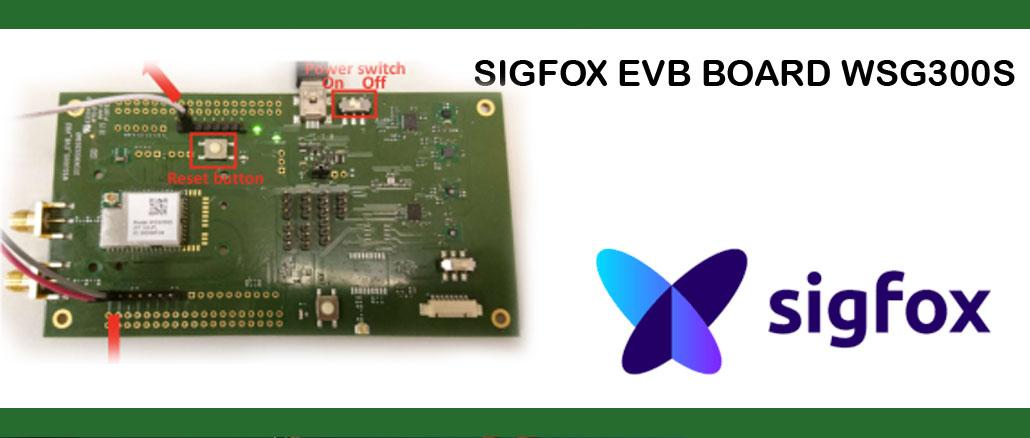 -首頁SIGFOX-EVB-BOARD-WSG300S_v1