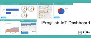 iFrogLab-IoT-Dashboard